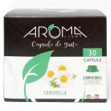 Aroma Light 30 Capsule Di Gusto - Camomilla - Compatibili A Modo Mio