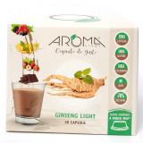 Aroma Light 30 Capsule Di Gusto - Ginseng Senza Lattosio Light - A Modo Mio