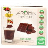 Aroma Light 30 Capsule Di Gusto - Cioccolata - Compatibili A Modo Mio