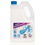 Dipiu' Acqua Demineralizzata 4L - Per Ferri Da Stiro, Caldaie, Batterie Auto