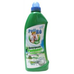Puli Re Detergente Liquido Per Pavimenti 1000Ml - Profumo Di Pino