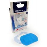 Setablu Cerotti Per Medicazioni Acquastop - Misura Xl - 7.5X5Cm - 5 Pezzi