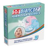 Biancofa' Igienizzante 10 Fogli - Bambini - Per Bucato A Mano E In Lavatrice