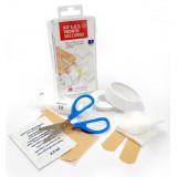 Setablu Kit S.O.S. Pronto Soccorso - Contenente 7 Prodotti Per Medicazione