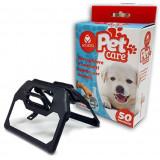 Setablu Raccoglitore A Pinza Con 50 Sacchetti Igienici - Pet - Per Animali