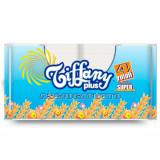 Tiffany Plus Asciugatutto 4 Rotoli - Carta Casa Assorbente Trapuntata