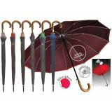 Ombrello Automatico Con Fascia Colorata - Art.2420 - Diametro 110Cm
