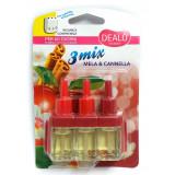Dealo 3Evolution Ricarica Deodorante - Assortito - Compatibile Ambipur 3Vol.