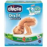 Chicco Pannolini Dry Fit Advance - Taglia 4 Maxi 8-18Kg - 19 Pezzi