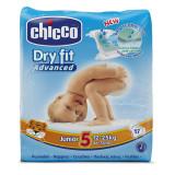 Chicco Pannolini Dry Fit Advance - Taglia 5 Junior 12-25Kg - 17 Pezzi