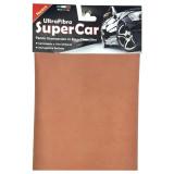 Supercar Ultrafibra Panno Scamosciato 50X70Cm - Per La Pulizia Delle Auto