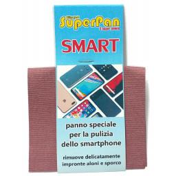 Superpan Ultrajet Smart - Panno Speciale Pulizia Smartphone - 7X12Cm