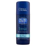 Neutro Roberts Deodorante Stick 40Ml - Uomo - Fresco 48H - 0% Sali Alluminio