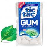 Tic Tac Gum - Gomme Da Masticare 28 Confetti - 13.6 Grammi - Fresh Mint