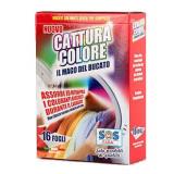 Sos Fogli Acchiappacolore Catturacolore - 16 Fogli - Bucato Mano Lavatrice