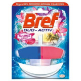 Bref Wc Duo Activ Tavoletta Deodorante Per Wc - 60Ml - Bahamas