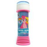 Bolle Di Sapone - 60Ml - Con Gioco Sul Tappo - My Little Pony