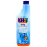 Kh7 Detergente Vetri Cristalli E Specchi - Ricarica 750Ml - Pompelmo Sandalo