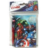 Agenda - 100 Fogli - 9X11Cm - Con Penna Automatica - Marvel - Avengers