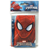 Agenda - 100 Fogli - 9X11Cm - Con Penna Automatica - Marvel - Spiderman