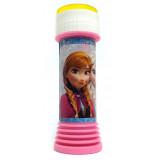 Bolle Di Sapone - 60Ml - Con Gioco Sul Tappo - Disney Frozen