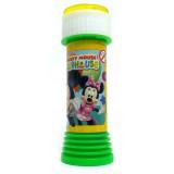 Bolle Di Sapone - 60Ml - Con Gioco Sul Tappo - Disney Mickey Mouse Topolino
