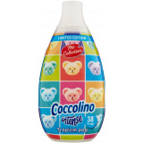 Coccolino Intense Ammorbidente 570Ml - 38 Lavaggi - Tropical Pop