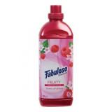 Fabuloso Ammorbidente Concentrato 40 Lavaggi 1L - Fruity - Frutti Rossi