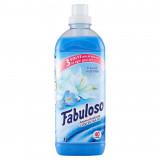 Fabuloso Ammorbidente Concentrato 40 Lavaggi - 1000Ml - Blu Fresco Mattino