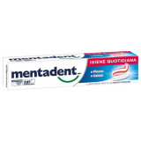 Mentadent Dentifricio - 100Ml - Igiene Quotidiana - Fluoro - Calcio