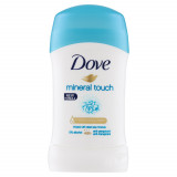 Dove Deodorante Stick 30Ml - 48H No Alcool - Mineral Natural Touch