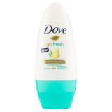 Dove Deodorante Roll-on 50Ml - Aloe & Para - 48H - No Alcool