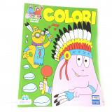 Album Da Colorare - Barbapapa'