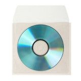 Bustine Per Cd O Dvd Con Aletta 100Pz