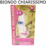 B&b Bellezza Benessere Shampoo Colorante Capelli - N. 9 Biondo Chiarissimo